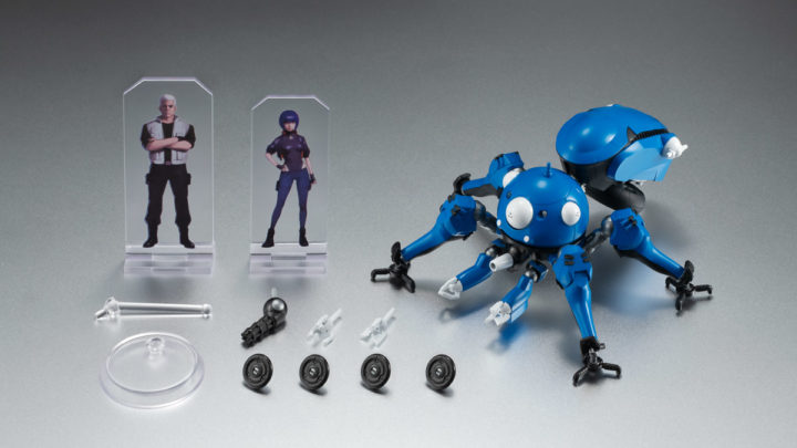 Tachikoma -Ghost in the Shell SAC_2045- The Robot Spirits di Tamashii Nations