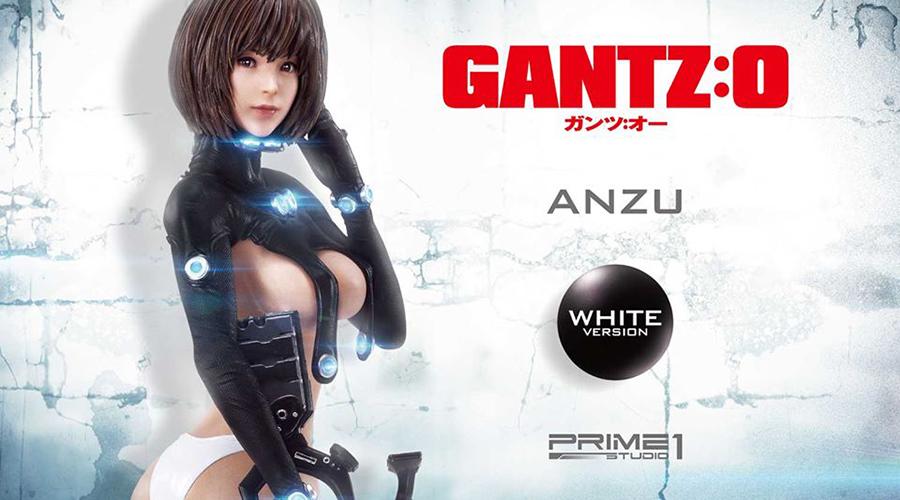 """Prime 1 Studio: Anzu White Version da """"GANTZ:O"""""""