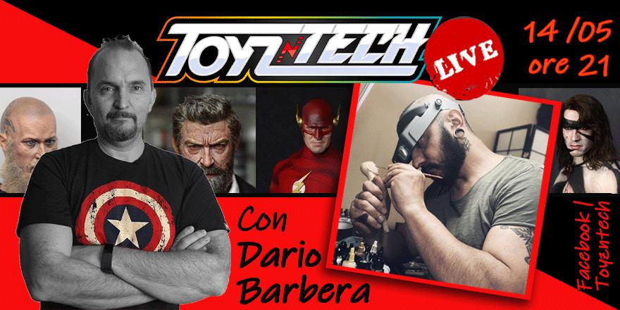 TNT Live con Dario Barbera