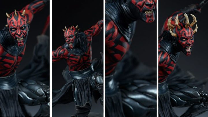 Sideshow: Darth Maul Mythos Statue (Star Wars)