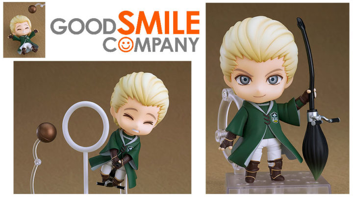 Good Smile Company: Nendoroid Draco Malfoy Quidditch Ver.