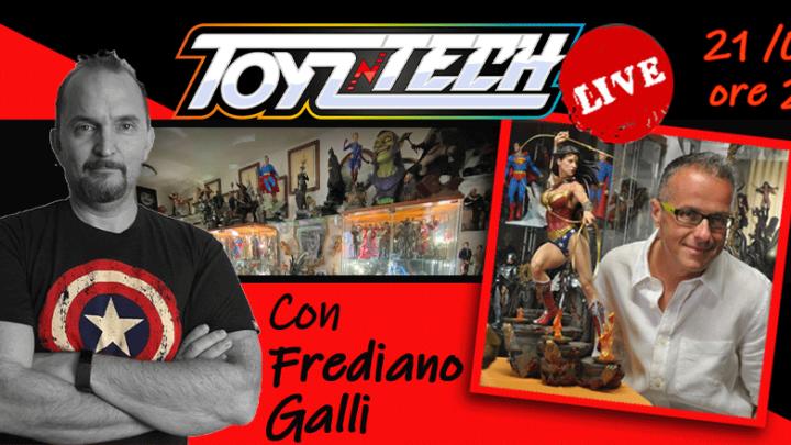TNT Live con Frediano Galli