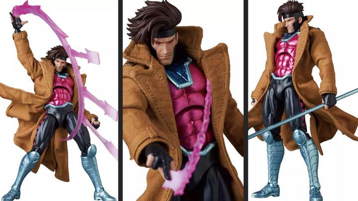 Gambit (Comic Ver.) Mafex di Medicom Toy