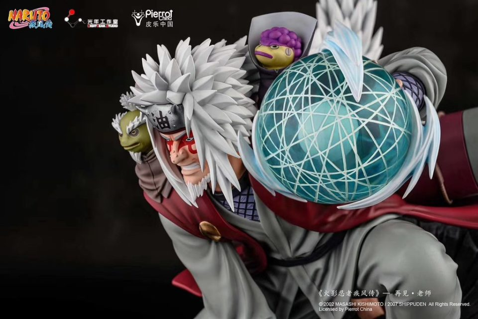 Goodbye Sensei Jiraiya