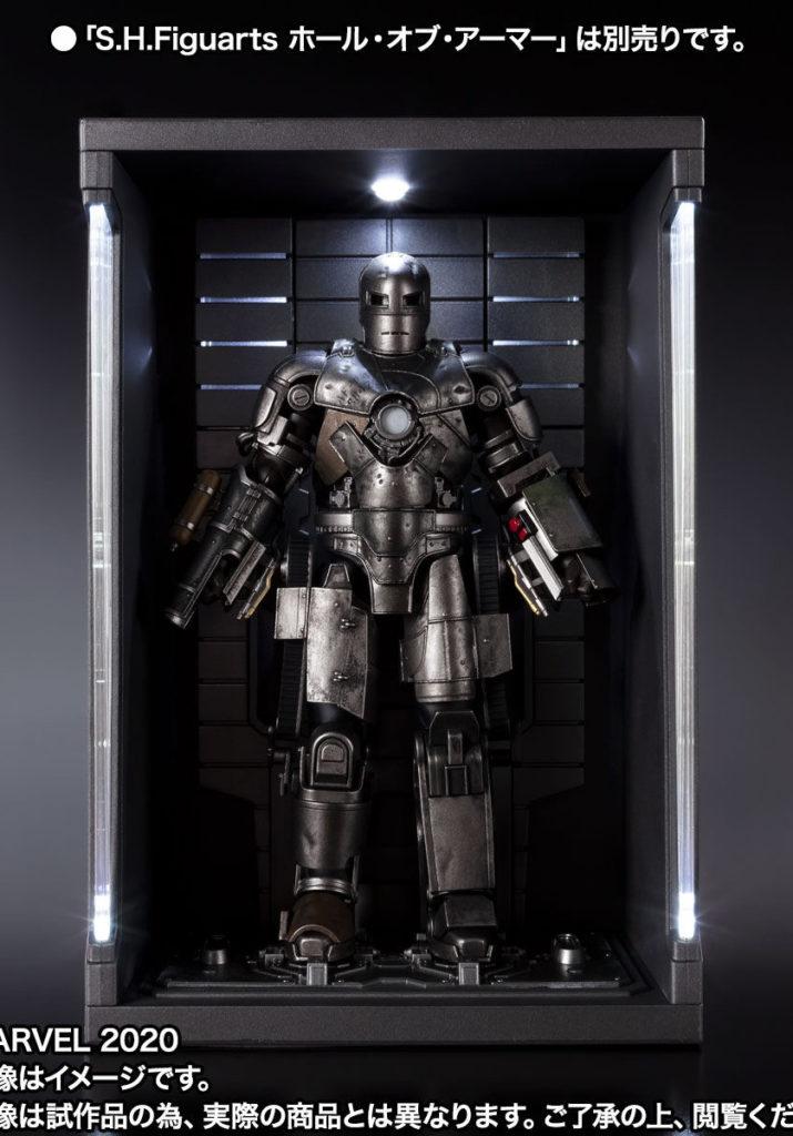 Iron Man Mark 1