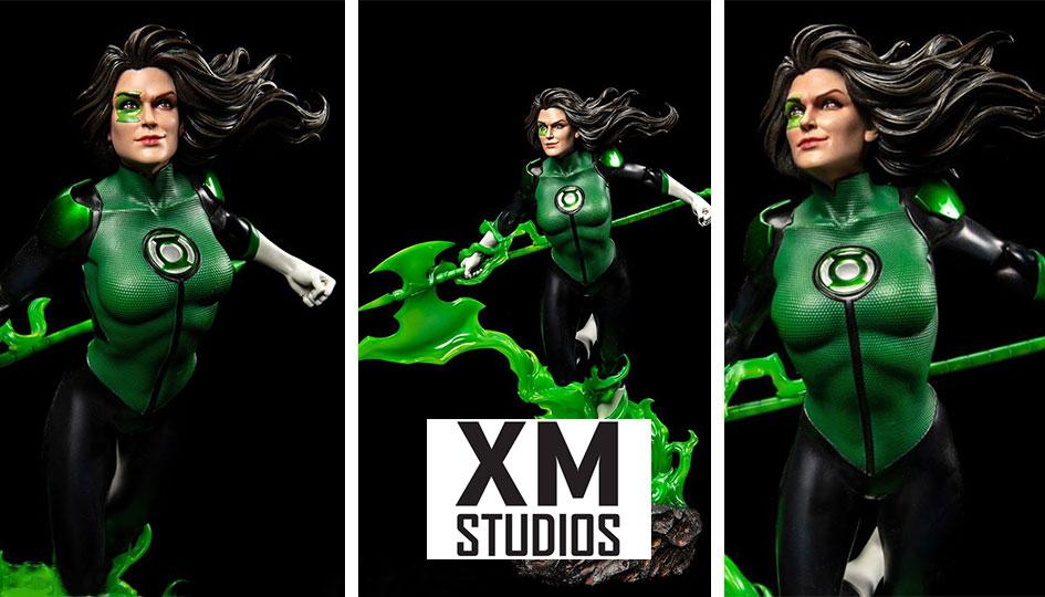 XM Studios: Jessica Cruz – Rebirth 1/6 Premium Collectibles Statue
