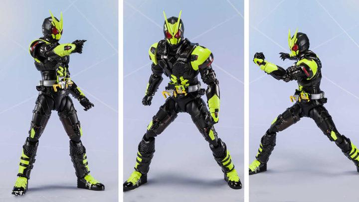 Kamen Rider 001 S.H.Figuarts di Tamashii Nations