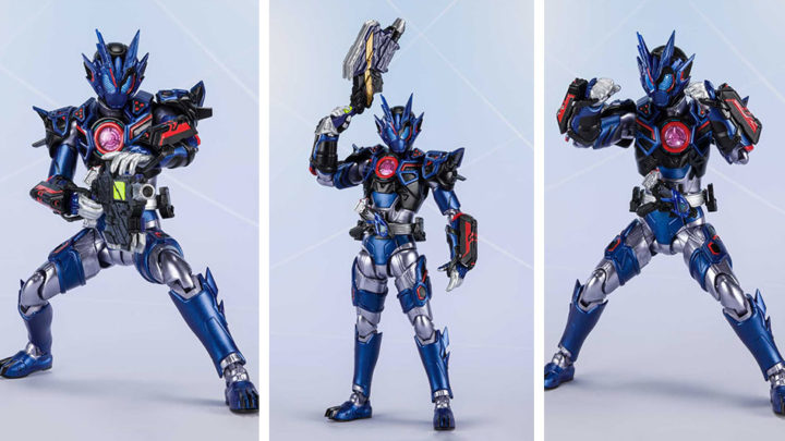Kamen Rider Vulcan Assault Wolf S.H.Figuarts di Tamashii Nations