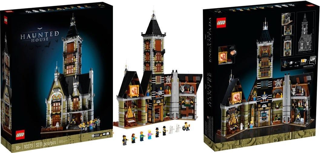 LEGO Creator: il set La casa Stregata (10273)