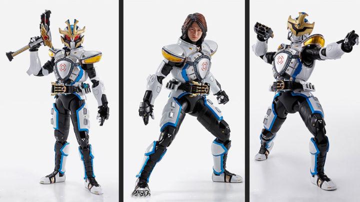 Masked Rider Ixa Save Mode/Burst Mode S.H.Figuarts di Tamashii Nations