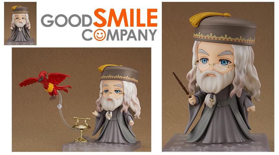 Good Smile Company: Nendoroid Albus Dumbledore