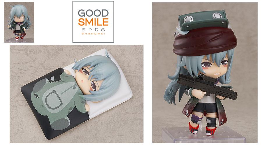 Good Smile Arts Shanghai: Nendoroid G11