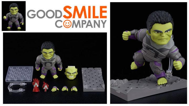 Good Smile Company: Nendoroid Hulk Endgame Ver.