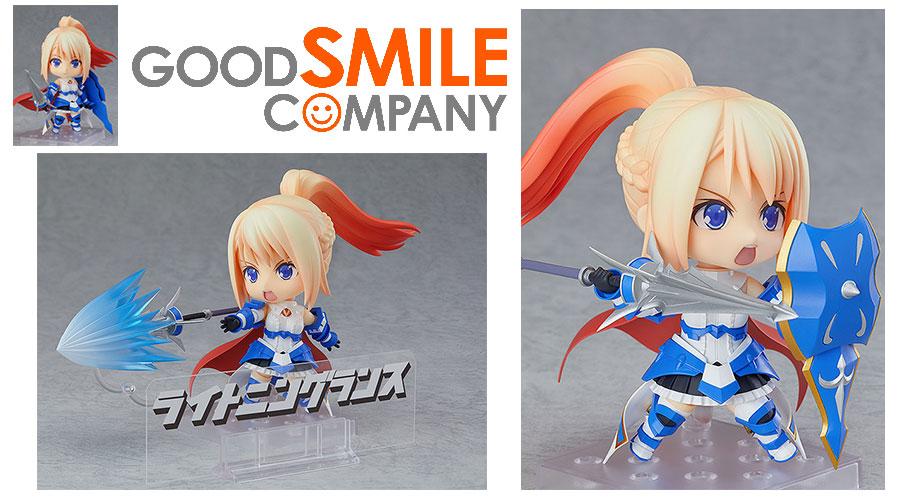 Good Smile Company: Nendoroid LBCS Achille Karina Mikazuki