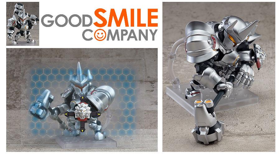 Good Smile Company: Nendoroid Reinhardt Classic Skin Edition