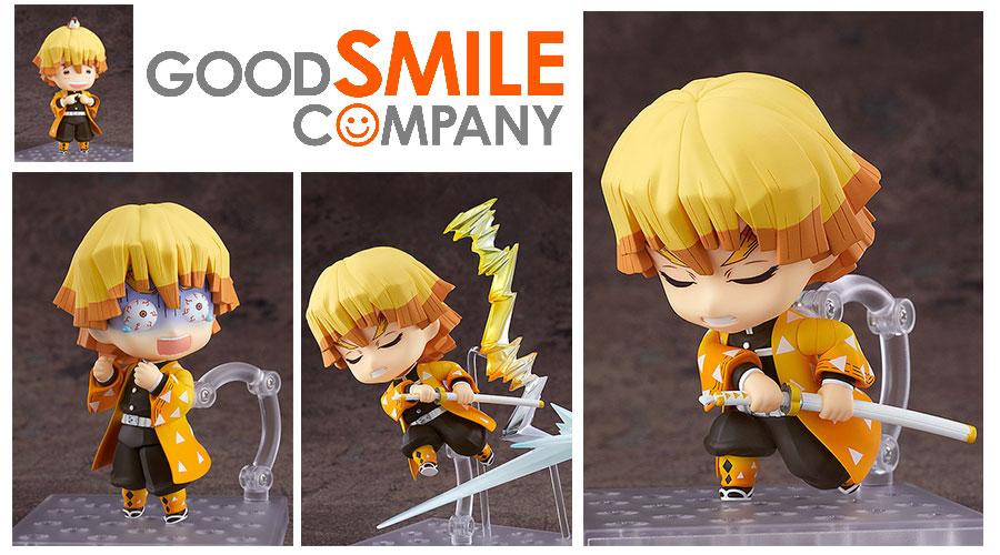 Good Smile Company: Nendoroid Zenitsu Agatsuma