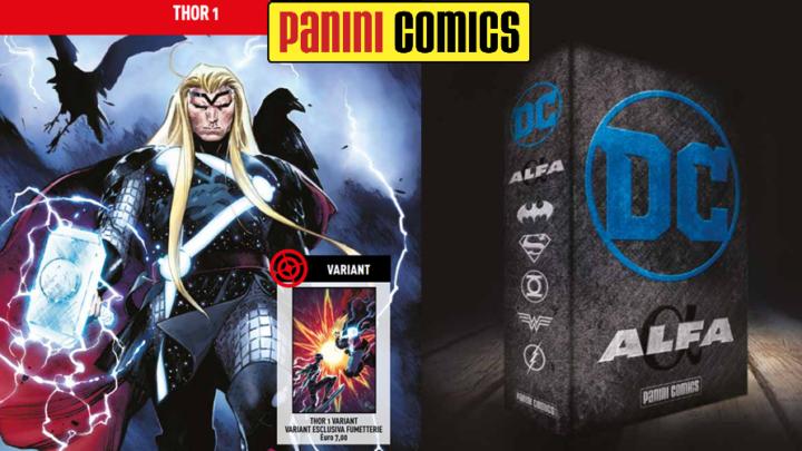 Le novità della DC e Marvel di giugno da Panini Comics