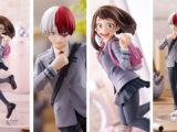 """Good Smile Company: POP UP PARADE Ochaco Uraraka & Shoto Todoroki da """"My Hero Academia"""""""