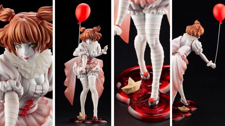 Kotobukiya: Pennywise Horror Bishoujo