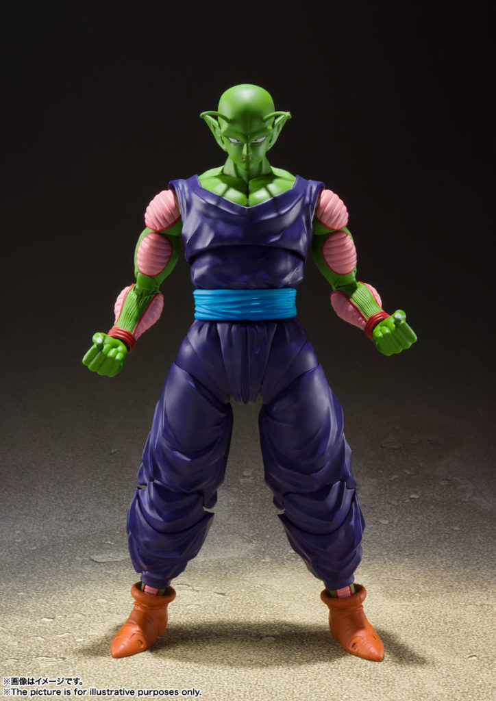 Piccolo -The Proud Namekian-