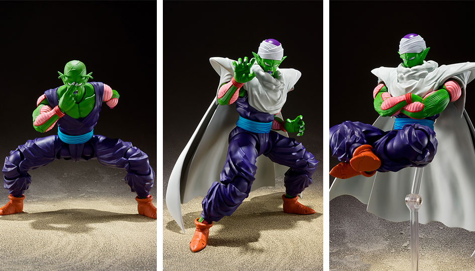 Piccolo -The Proud Namekian- S.H.Figuarts di Tamashii Nations