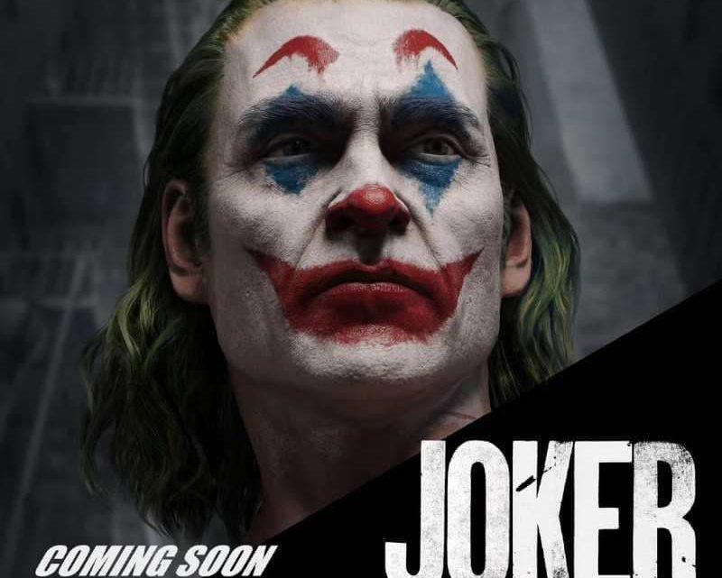 Queen Studios annuncia la stuatua di Joker  (Joaquin Phoenix)