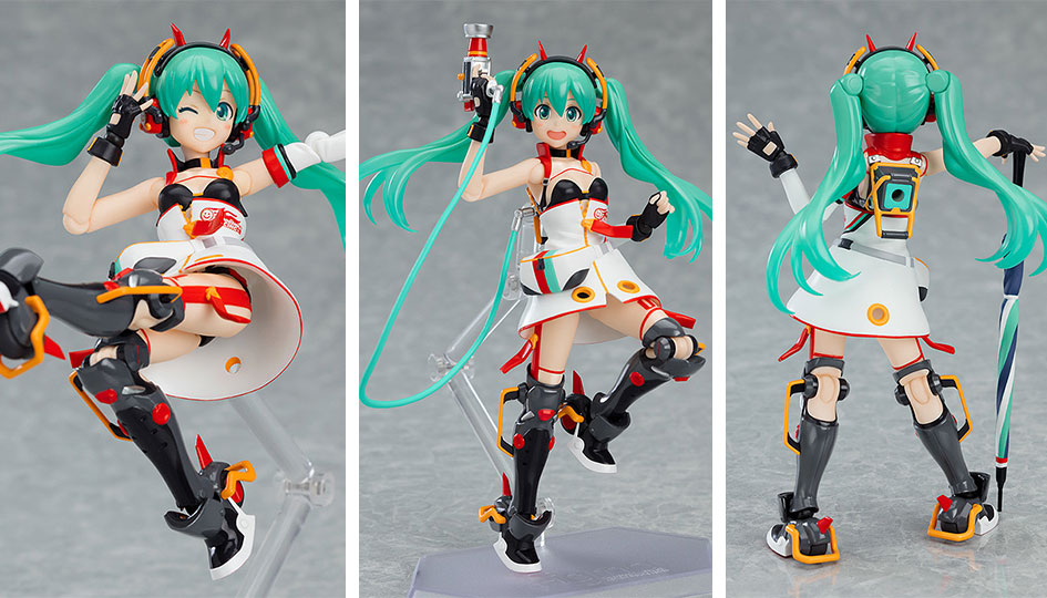 Racing Miku 2020 Ver. Figma di Goodsmile Racing