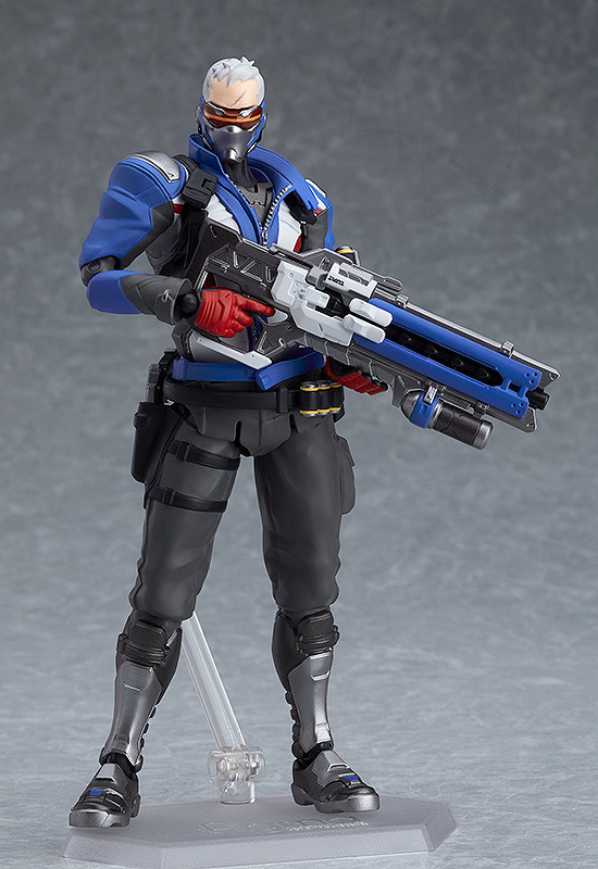 Soldier: 76 figma