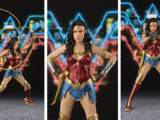 Wonder Woman (WW84) S.H.Figuarts di Tamashii Nations