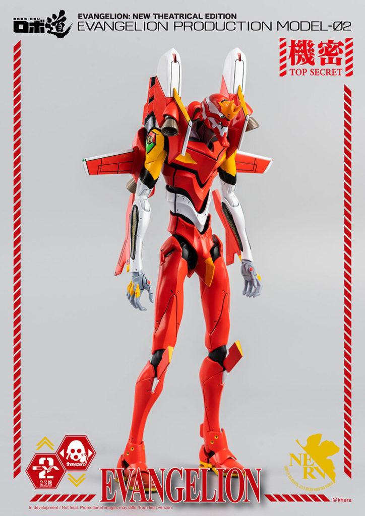 Eva-02 Robo-Dou