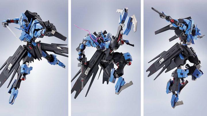 Gundam Vidar Metal Robot Spirits di Tamashii Nations