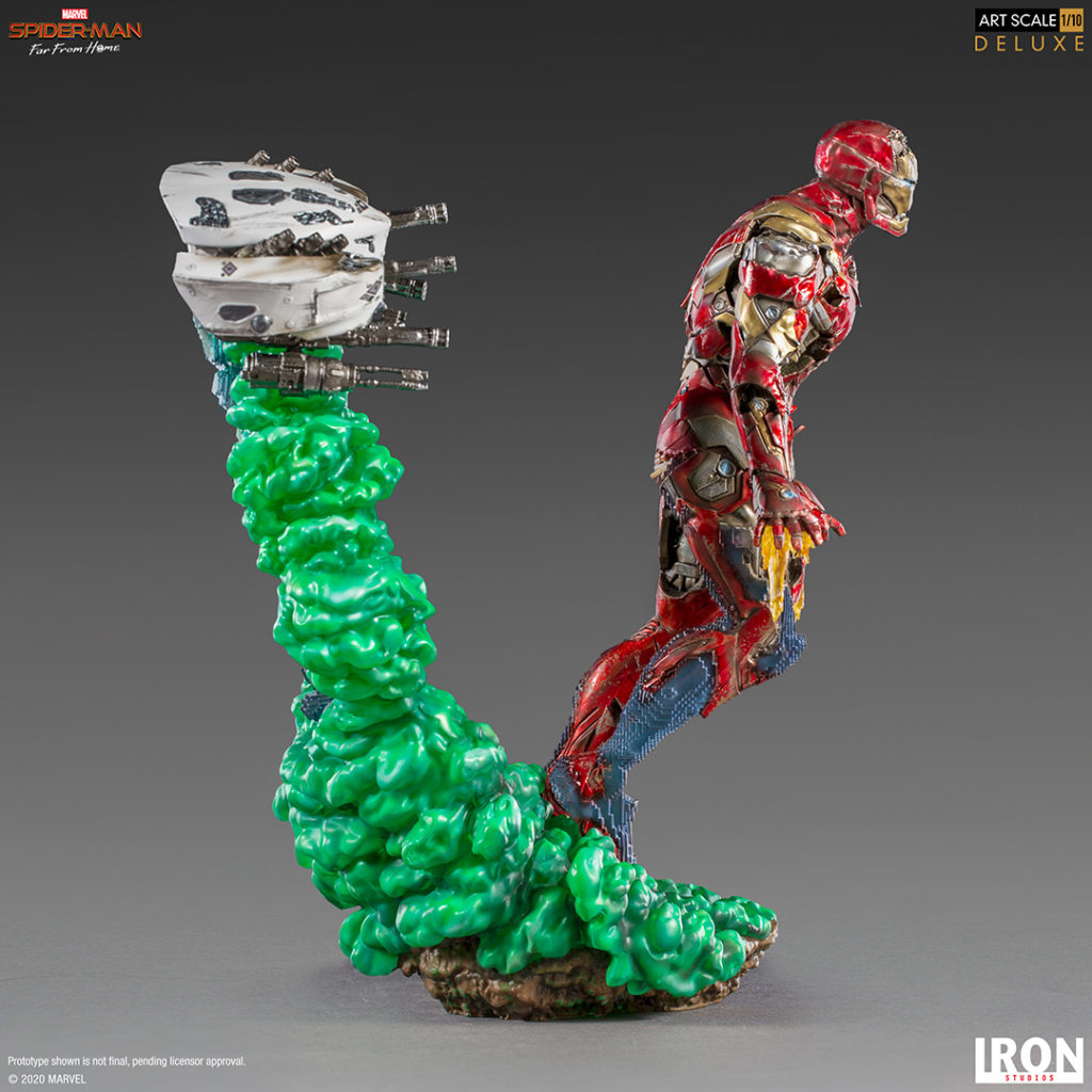 Iron Man Illusion