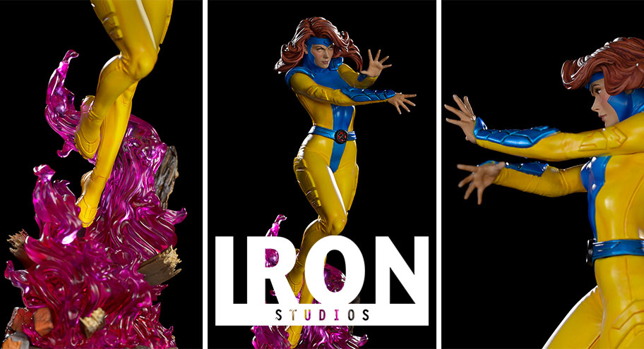 Iron Studios: Jean Grey BDS Art Scale 1/10 – Marvel Comics