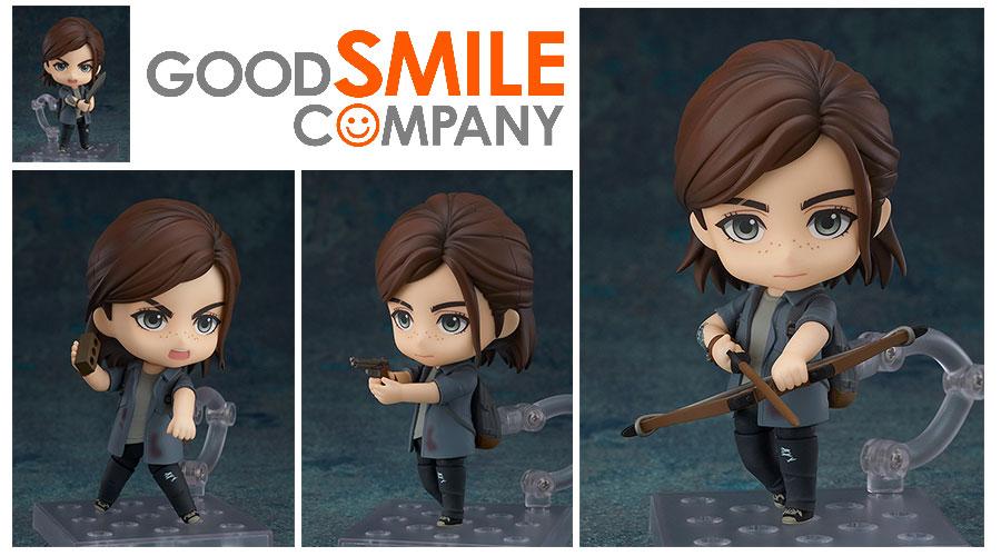 """Good Smile Company: Nendoroid Ellie """"The Last of Us Part II"""""""