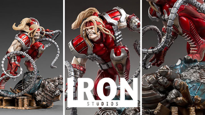 Iron Studios: Omega Red BDS Art Scale 1/10 – Marvel Comics