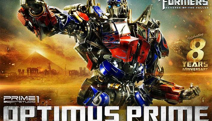 """Prime 1 Studio: Optimus Prime da """"Transformers: Revenge of the Fallen"""""""