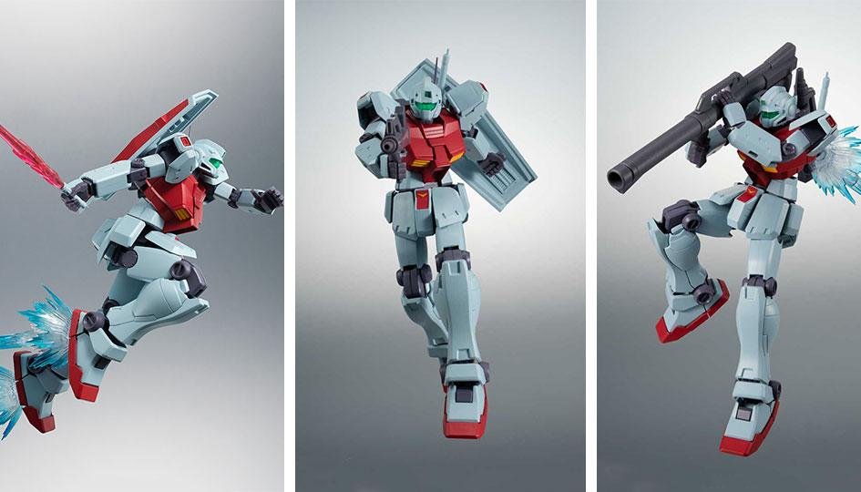 RGM-79C GM Type C Space ver. A.N.I.M.E. The Robot Spirits di Tamashii Nations