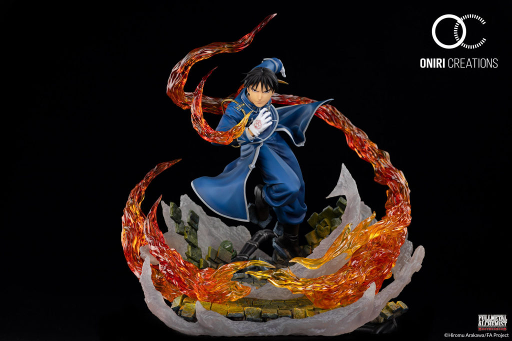 Roy Mustang – The Flame