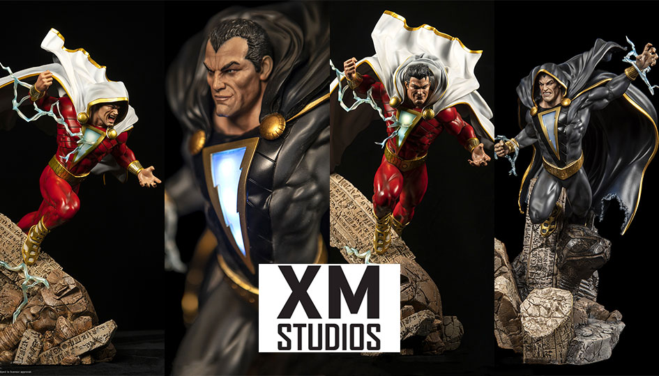 XM Studios: Shazam! & Black Adam – Rebirth 1/6 Premium Collectibles Statue