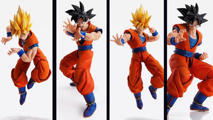 Son Goku IMAGINATION WORKS 1/9 di Tamashii Nations
