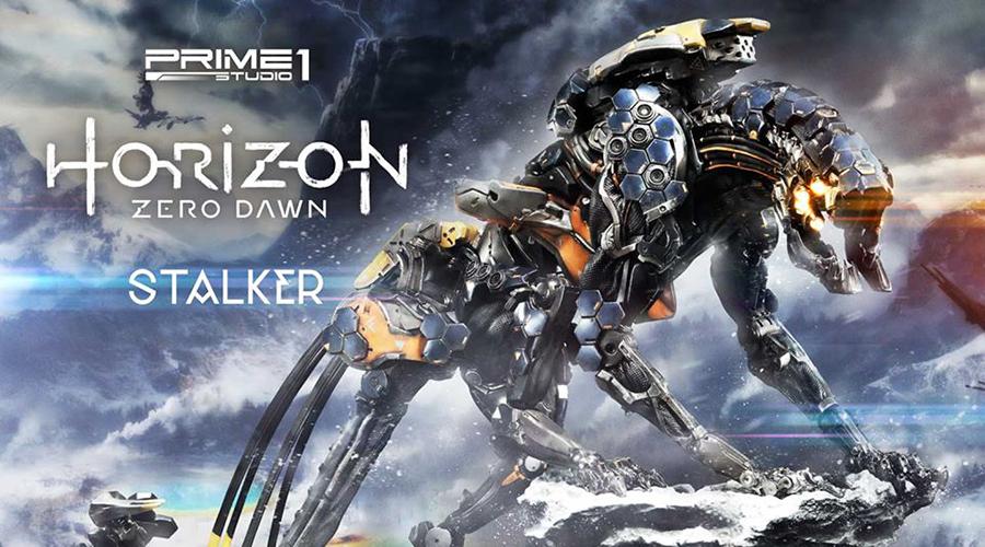 """Prime 1 Studio: Stalker da """"Horizon Zero Dawn"""""""