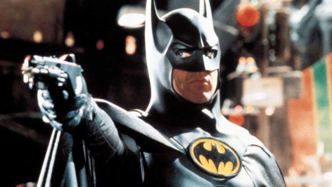 Michael Keaton potrebbe tornare come Batman in Flashpoint