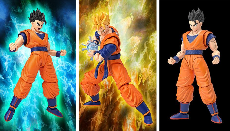 Bandai Spirits: Ultimate Son Gohan Figure-rise Standard
