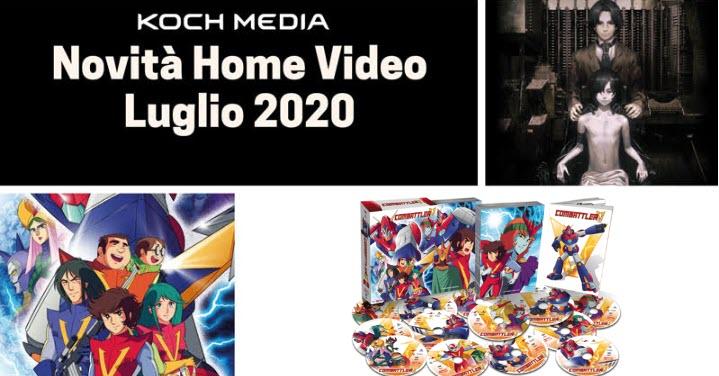 Anime Factory: Le novità Home Video di luglio 2020