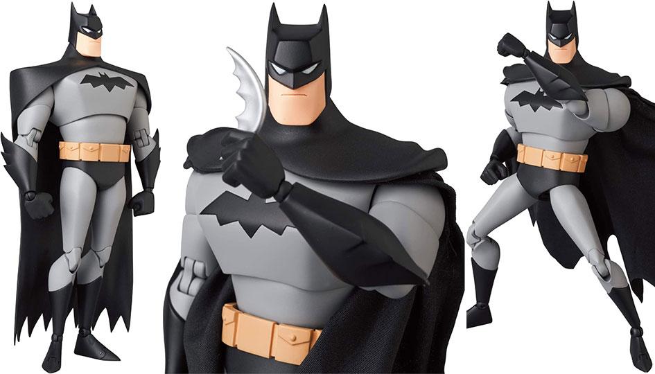 Batman (The New Batman Adventures) Mafex di Medicom Toy