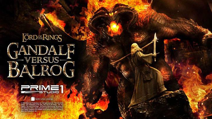 Gandalf Versus Balrog
