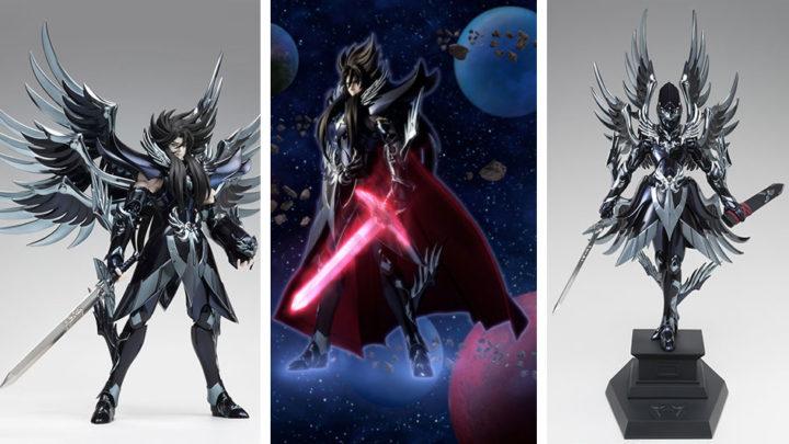 Hades God Cloth Myth Cloth EX di Tamashii Nations