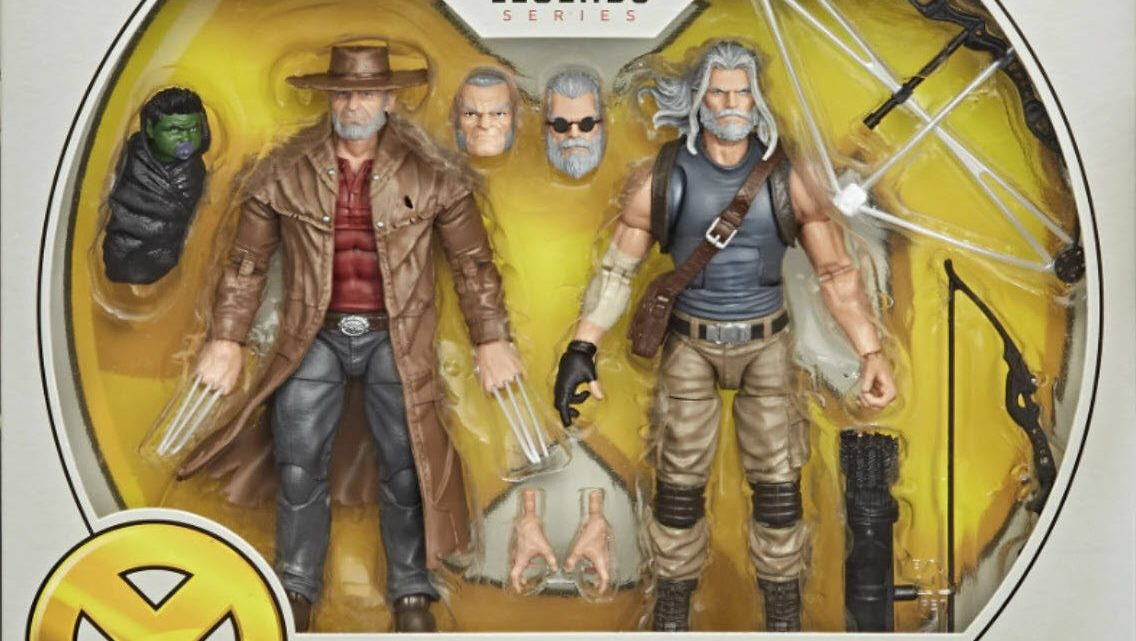 Hasbro: Special set con Old Man Logan e Old Man Hawkeye