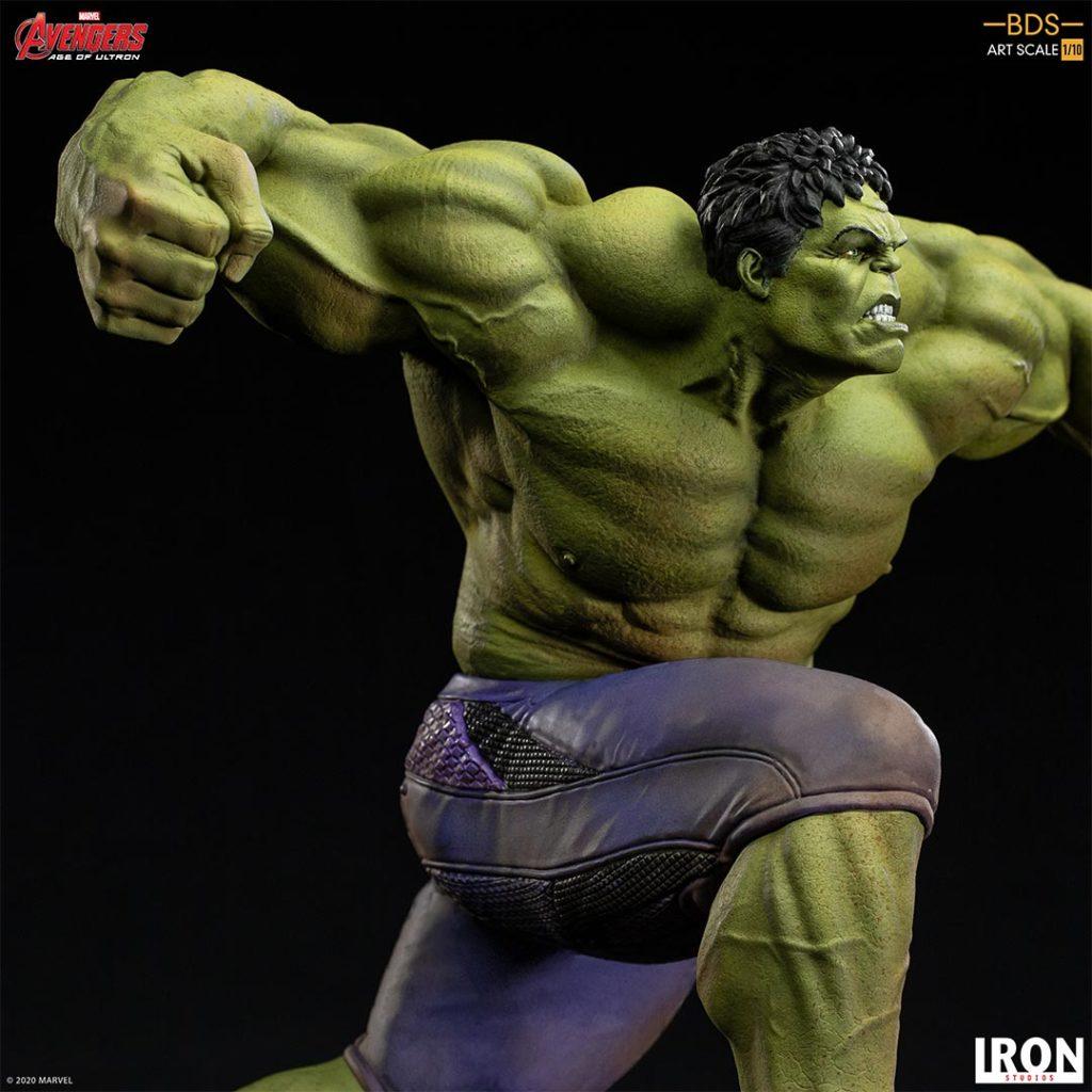 Iron Studios: Hulk