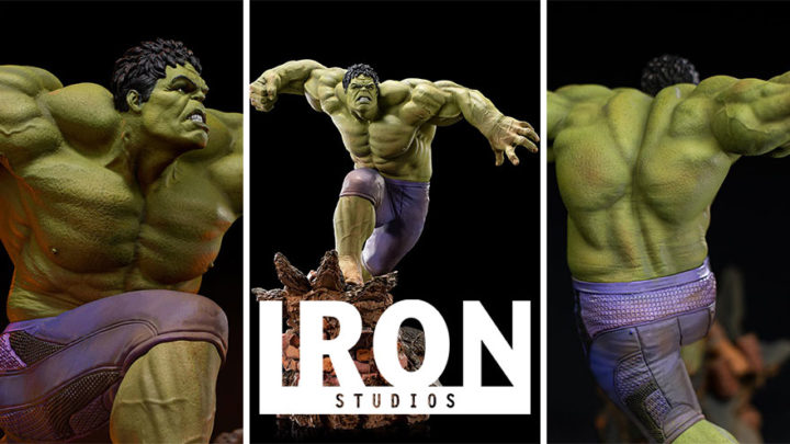 Iron Studios: Hulk BDS Art Scale 1/10 – Avengers: Age of Ultron